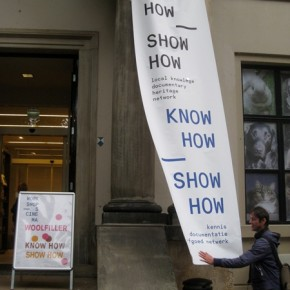 Know-How/Show-How workshop in Utrecht