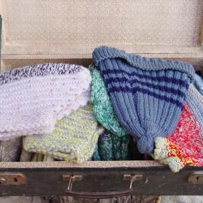 Gorna Bela Rechka -knitting